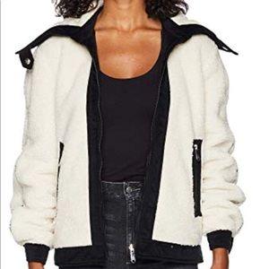 Sam Edelman short Berber jacket